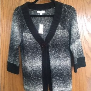 Dress barn cardigan